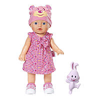 Акция baby born учится ходить оригинал кукла zapf creation беби борн