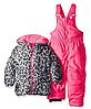 Раздельный зимний комбинезон Pink Platinum(США) для девочки 24мес