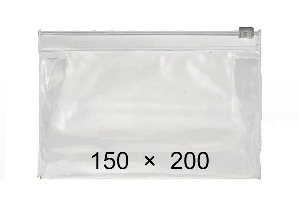 Пакеты с замком слайдером - 150 × 200