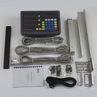 Видеоинструкция по установке оптических линеек и устройств цифровой индикации на токарный и фрезерный станок