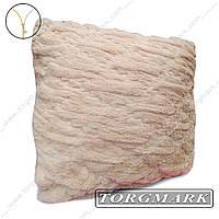 Подушка меховая 45х45