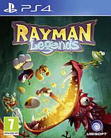 Rayman Legends (Недельный прокат аккаунта)
