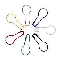 Маркеры для вязания, металл (упаковка 10 шт.)