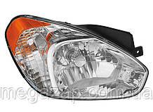 Фара передняя правая Hyundai Accent (05-10)