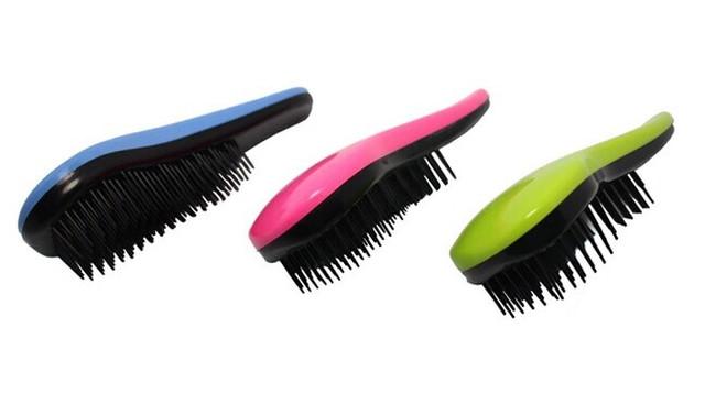 Профессиональная расческа Magic Comb Tangle Hair Brush