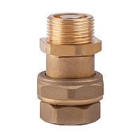 """Клапан запорный Icma №S142 для расширительного бака 3/4"""" 500 мм  двойной"""