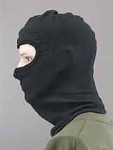 Флисовая зимняя маска - балаклава подшлемник (55-58), фото 2