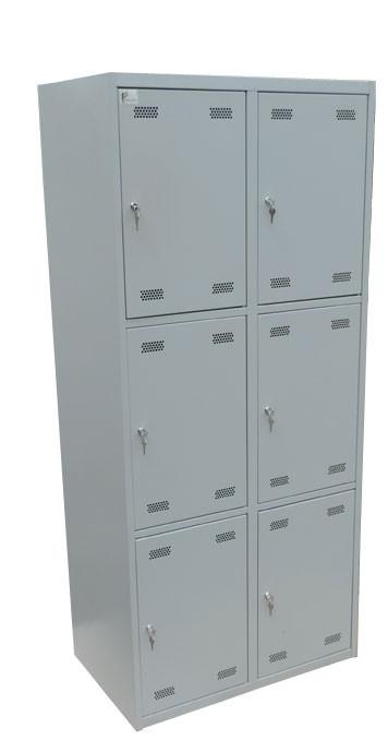 Ячеечный шкаф Ferocon ЯШМ-26-01-08х18х05-7035