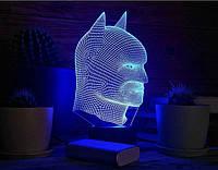 "Ночник 3D ""Бэтмен 2"" 3DTOYSLAMP"
