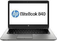 Ноутбук HP EliteBook 840 G1 core i5 4GB RAM 320 GB HDD 14.1'