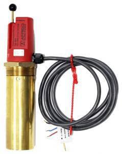 Электромеханический датчик Afriso для контроля низкого уровня воды в котле WMS-WP6-R2 (арт. 42319)