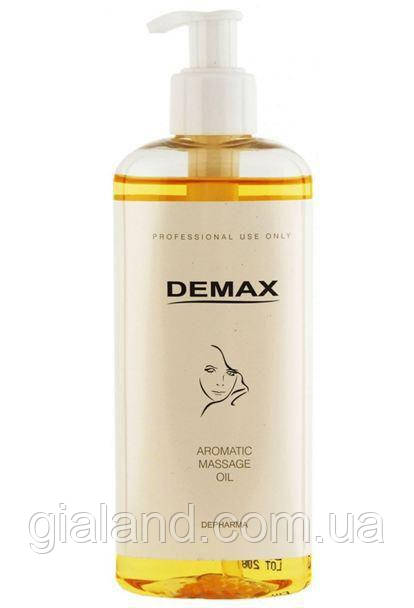 Demax Massage Oil Ароматическое массажное масло, 250 мл