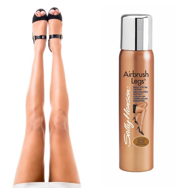 Жидкие колготы загара легкий беж Sally Hansen Airbrush Legs Spray