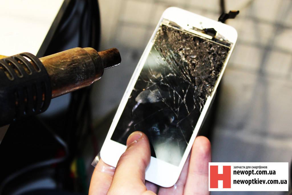 Покупаем битые экраны iPhone 4/4S/5/5C/5S/6