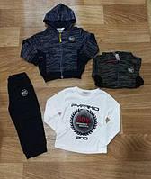 Спортивный костюм 3 в 1 для мальчика оптом, Sincere, 80-110 см,  № LL-2329, фото 1