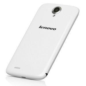 Задняя крышка Lenovo S650 белая ориг. к-во