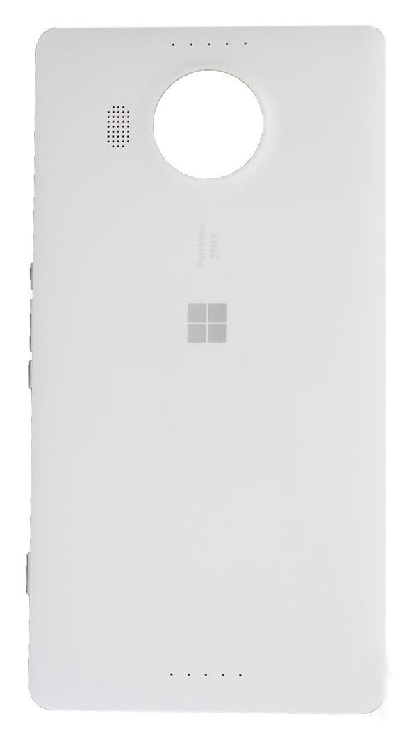 Задняя крышка Microsoft 950 XL Lumia Dual Sim белая