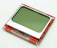 Графічний дисплей LCD Nokia 5110