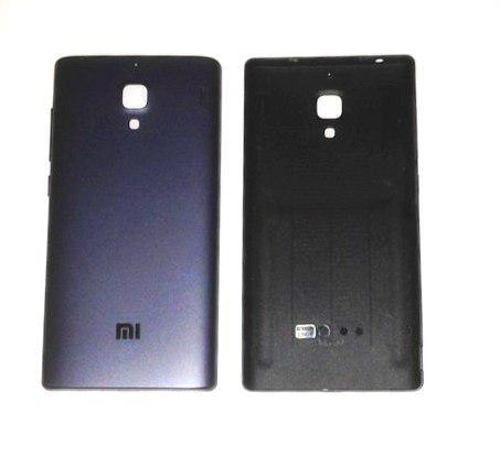Задняя крышка Xiaomi Redmi чёрная ориг. к-во