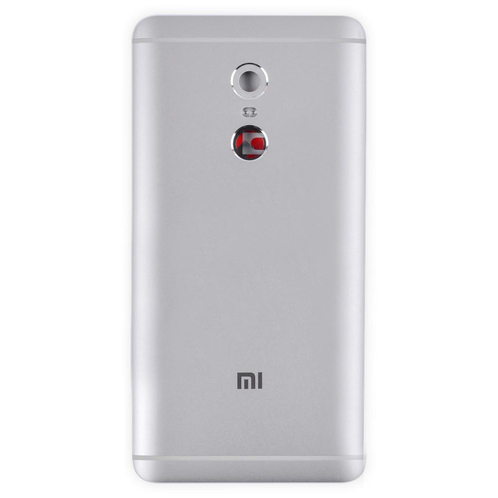 Задняя крышка Xiaomi Redmi Note 4 MediaTek | Note 4X 4GB 64GB серебристая