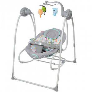 Детская электрическая качель-колыбель Carrello Molle CRL-10301, фото 2