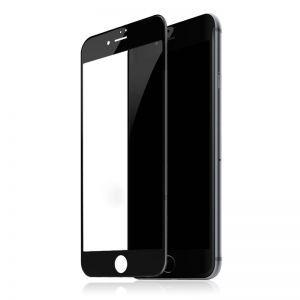 Защитное стекло iPhone 7 Plus   iPhone 8 Plus (0.3 мм, 3D, oleophobic) черное