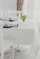 Скатерть Tac (160х240) отель белая