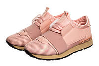Кроссовки женские Real 38 Розовые