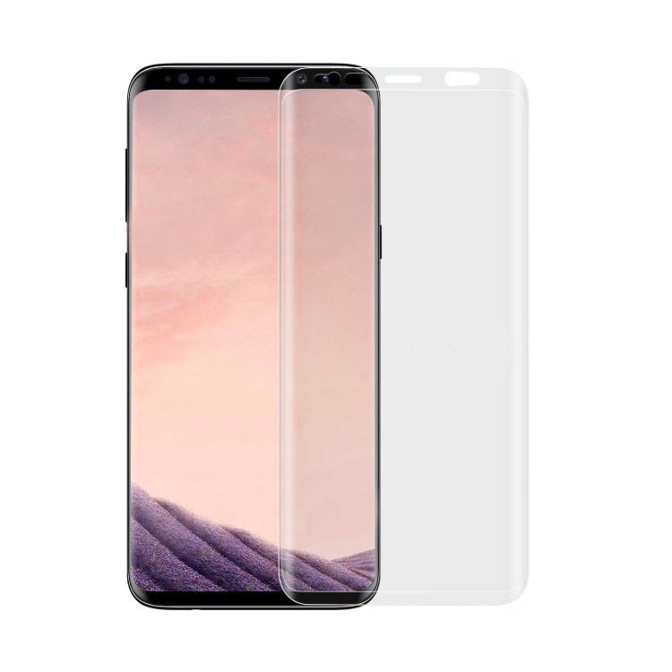 Защитное стекло Samsung G965 Galaxy S9 Plus (0.3 мм, 3D, oleophobic)
