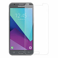 Защитное стекло Samsung J330 Galaxy J3 (2017) (0.3 мм, 3D, oleophobic)