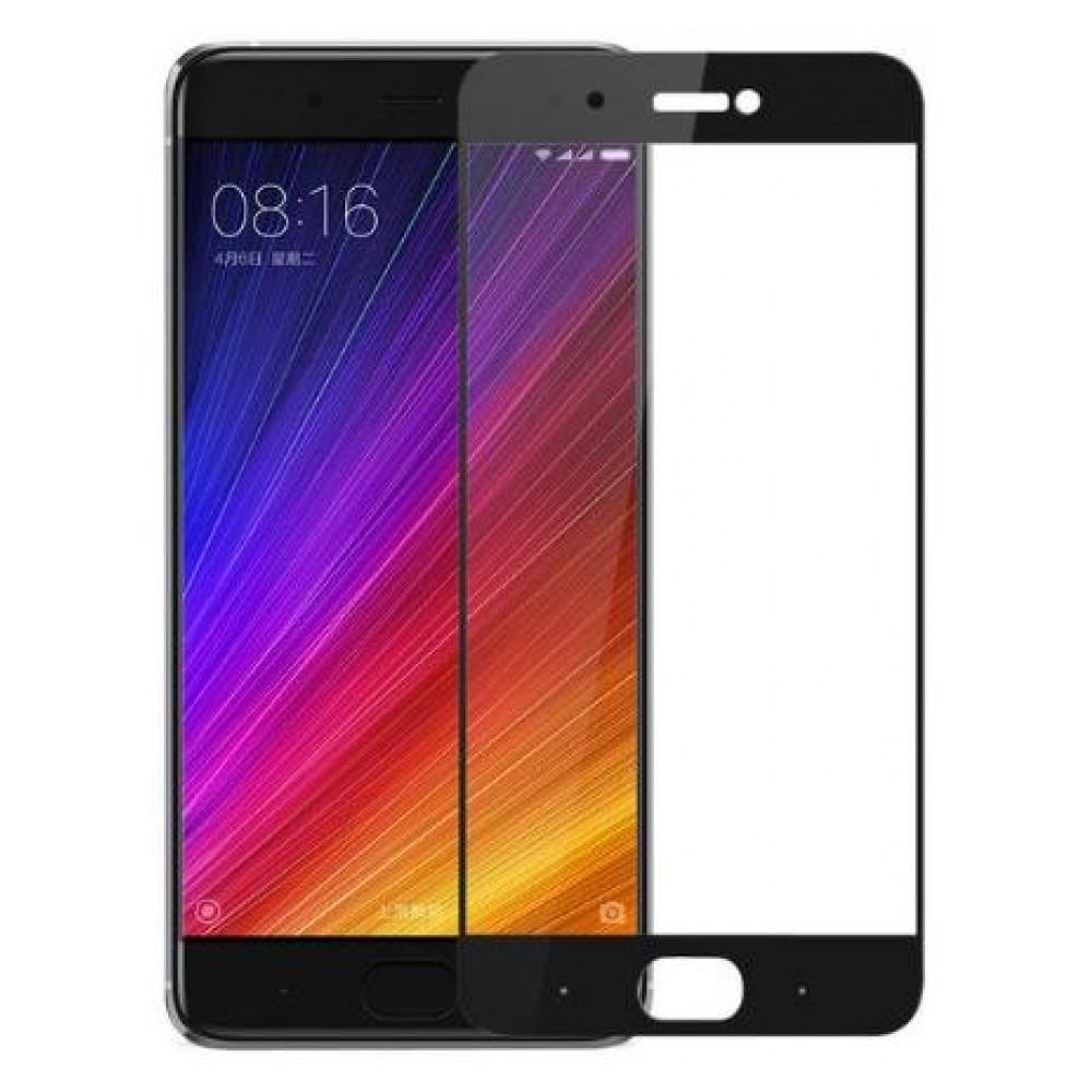 Защитное стекло Xiaomi Mi5s (0.3 мм, 2.5D, с олеофобным покрытием) black