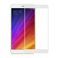 Защитное стекло Xiaomi Mi5s Plus (0.3 мм, 2.5D, с олеофобным покрытием) white