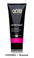 Фарбувальна відтіняюча гель-маска для волосся — NUTRE COLOR MASK Nirvel фуксія