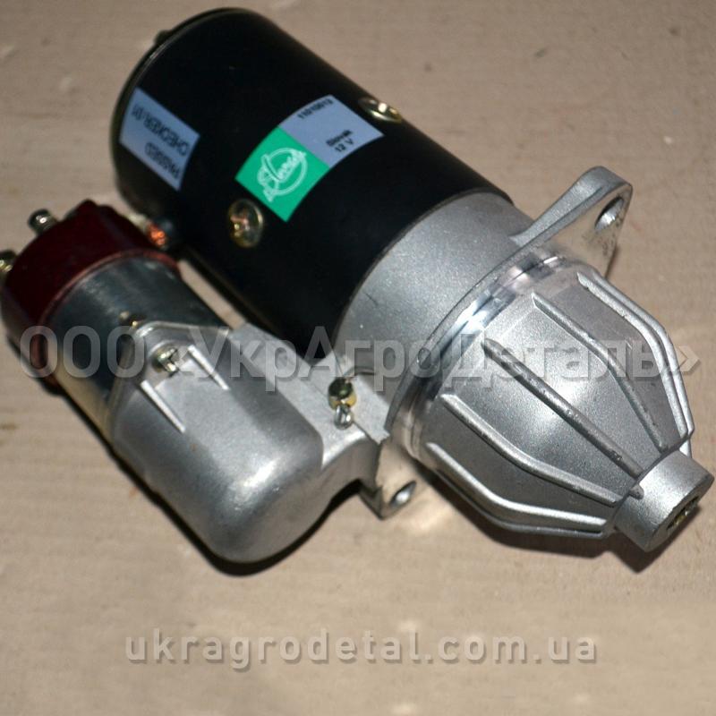 Стартер ПД-10 СТ362-3708000 пускового двигателя ЮМЗ