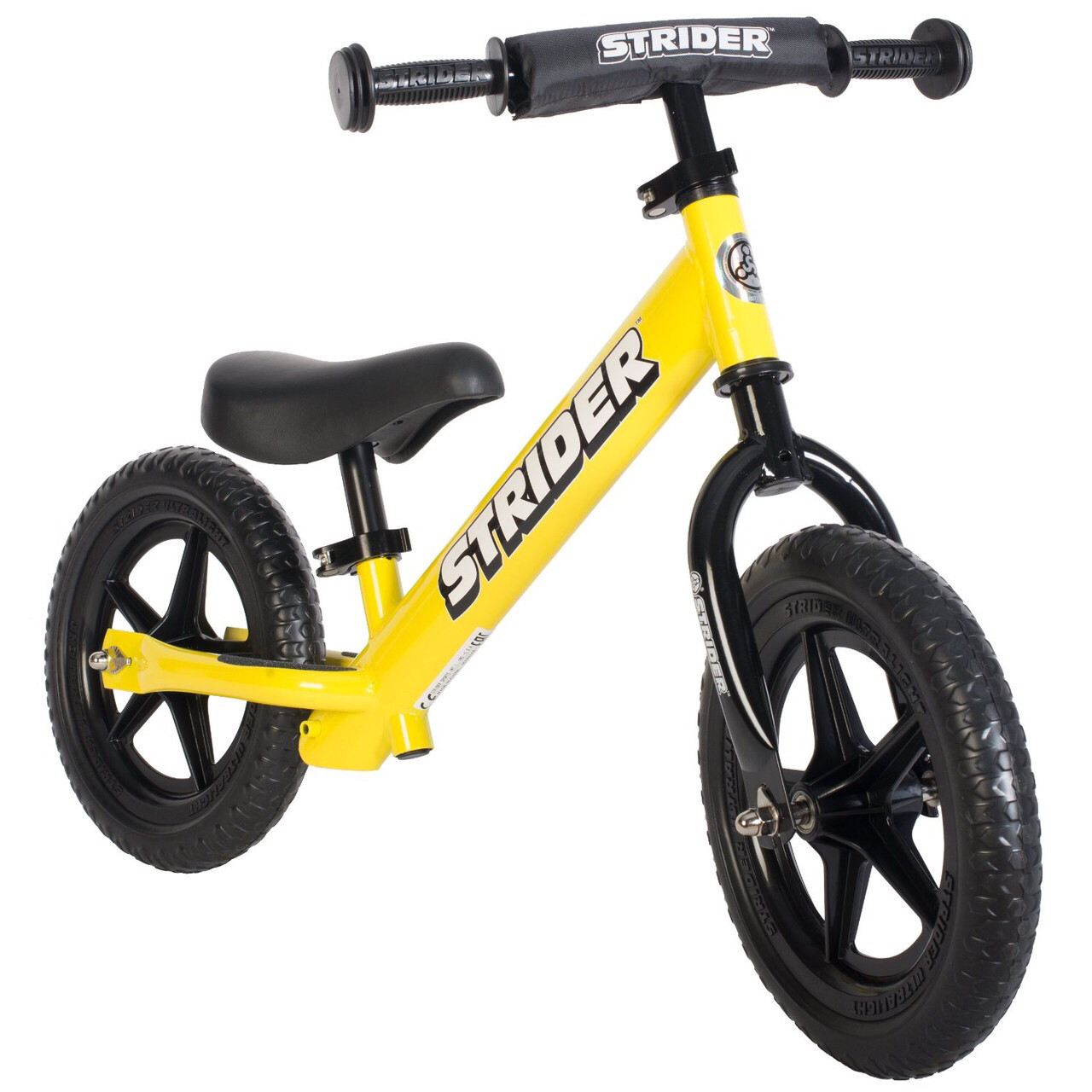 Беговел STRIDER Sport Yellow (желтый)