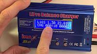 Иструкция по использованию зарядного устройства Imax B6 на примере литий-полимерного аккумулятора LiPo