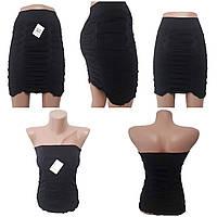Топик юбка чёрная  трансформер Greenice , фото 1