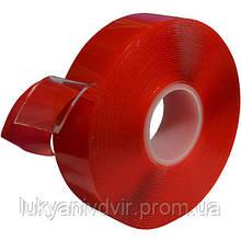 Скотч 3M прозрачный лента 0,6мм х 2м