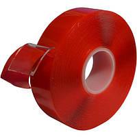 Скотч 3M прозрачный лента 0,8мм х 2м