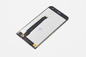 Дисплей (LCD) Asus ZenFone 2   ZE500CL с тачскрином чёрный orig