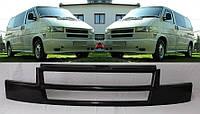 Декоративная решетка для VW T4 (прямые фары)
