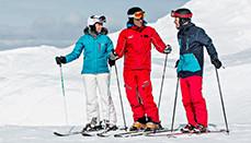 Горные лыжи Unisex
