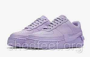 Женские кроссовки Nike Air Force 1 Low Jester 'Violet Mist'