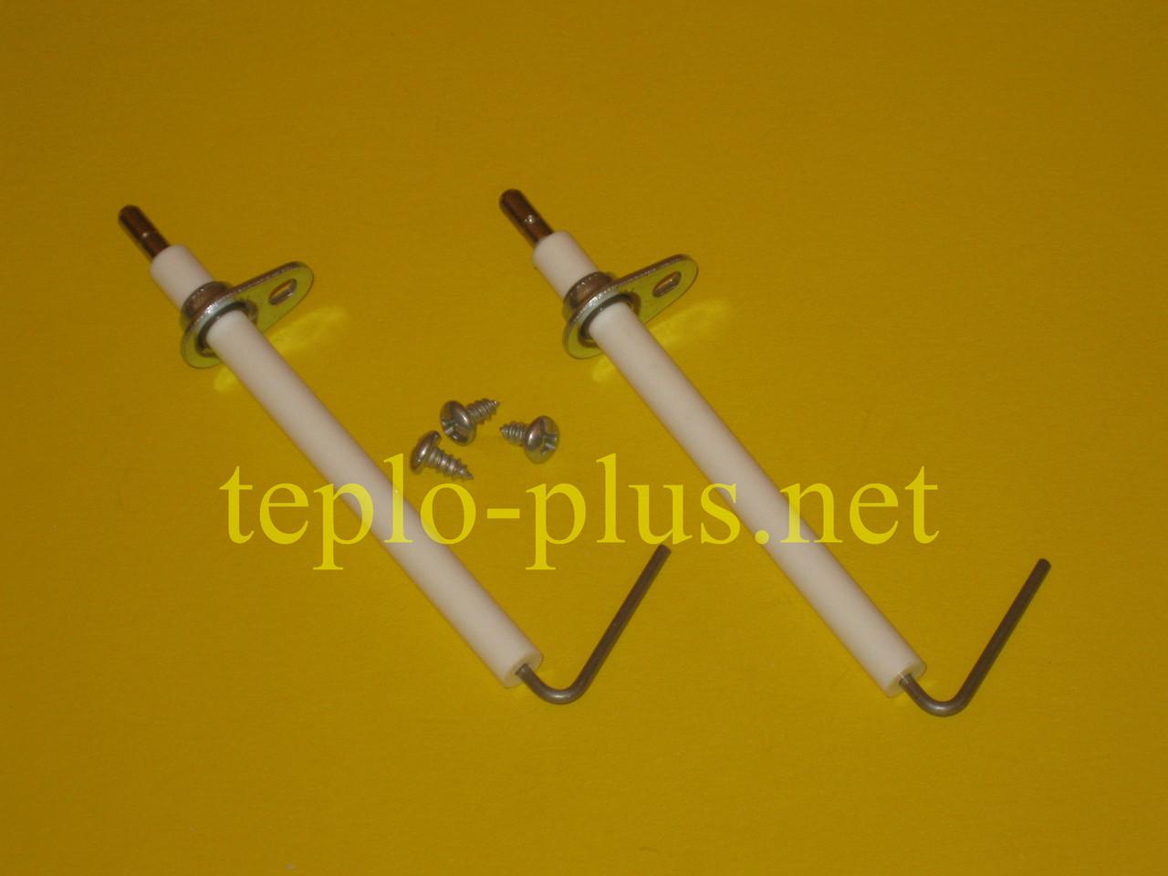 Электрод (комплект) ионизации и розжига 8718644302Buderus Logomax U072-24K, U072-24