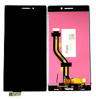 Дисплей (LCD) Lenovo Vibe X2 с тачскрином, чёрный orig