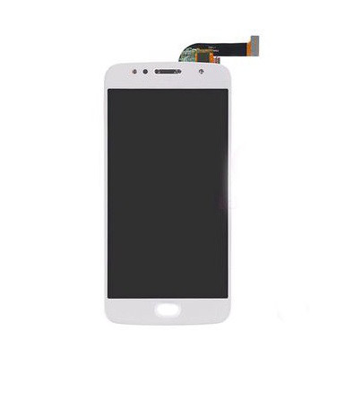 Дисплей (LCD) Motorola XT1793 Moto G5s | XT1792 | XT1794 с тачскрином белый