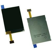 Дисплей (LCD) Nokia 6500c | 5310 | 5320d | 3120c | 3600 | E51 | 7310sn | 7500 | 7610s ориг. к-во