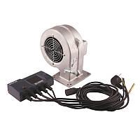 "Комплект автоматики котла до 35 кВт (блок+вентилятор) ""KG"" Арт. CS-20+DP-02"