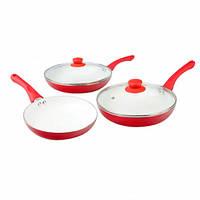 Набор керамической посуды Керамикор Ceramic pan 7, фото 1