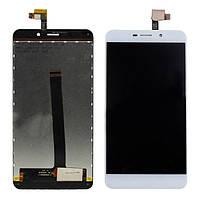 Дисплей (LCD) Umi Super с тачскрином белый